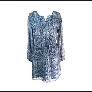 Like New Forever 21 snakeskin dress size medium
